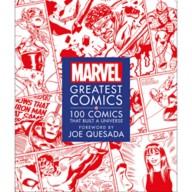 Marvel Greatest Comics: 100 Comics That Built a Universe Book