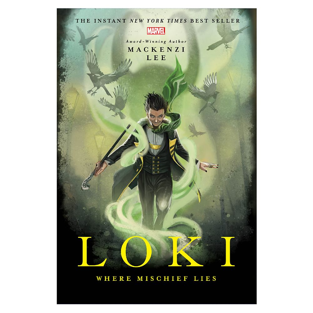 Loki: Where Mischief Lies Book