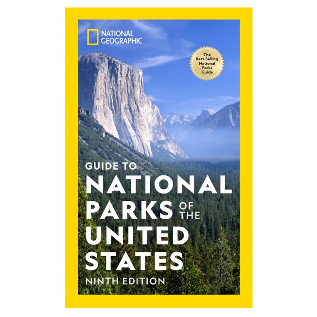 National Geographic Guide to National Parks of the United States Book