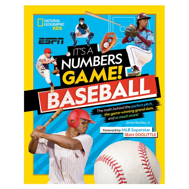 It's a Numbers Game! Baseball Book
