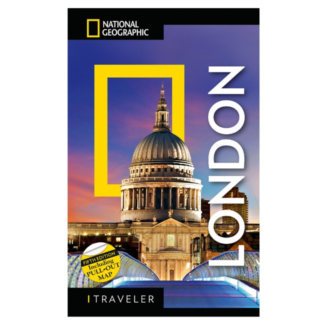 National Geographic Traveler: London Book, 5th Edition