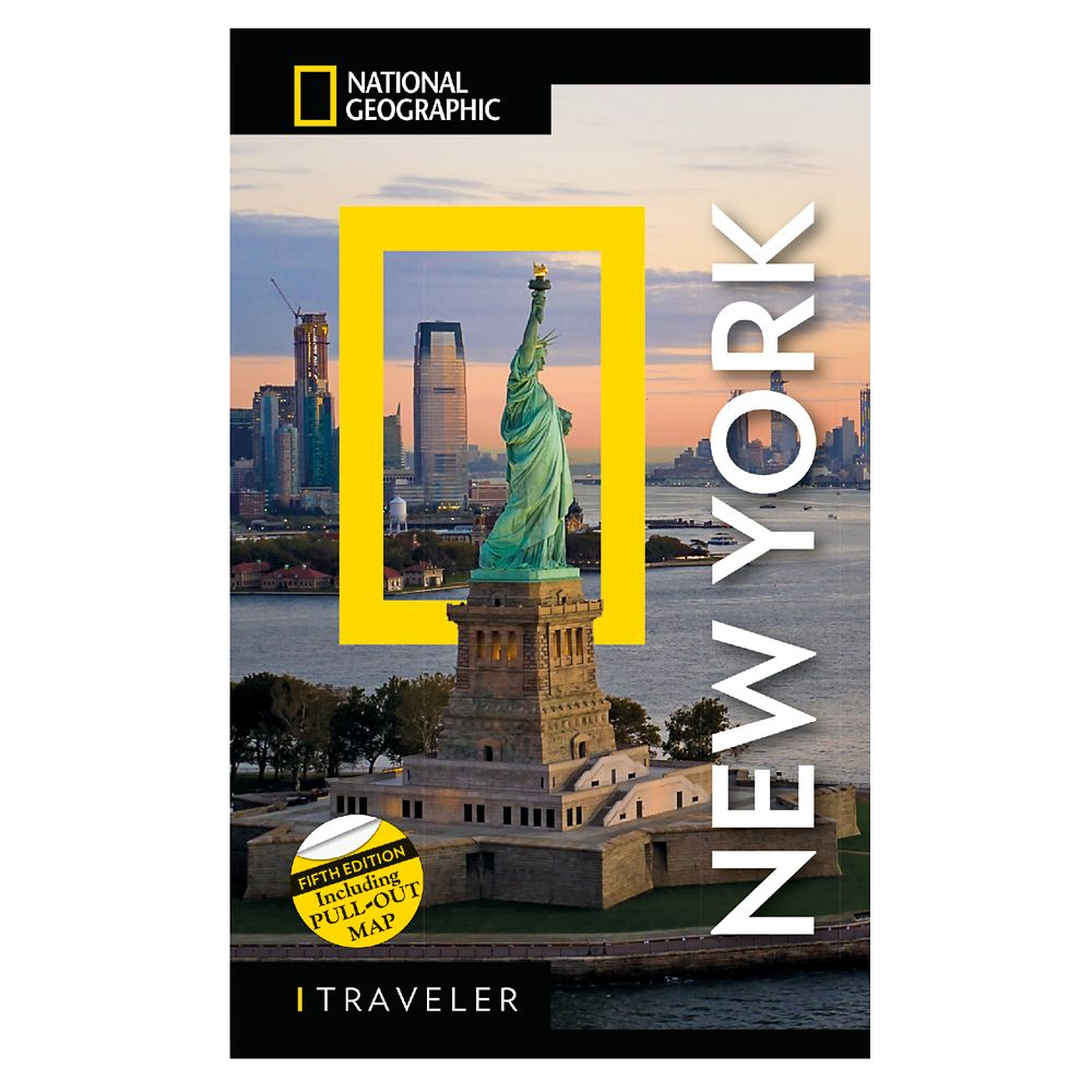 National Geographic Traveler: New York Book, 5th Edition