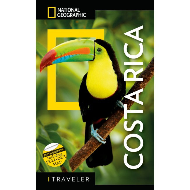 National Geographic Traveler Costa Rica – Sixth Edition