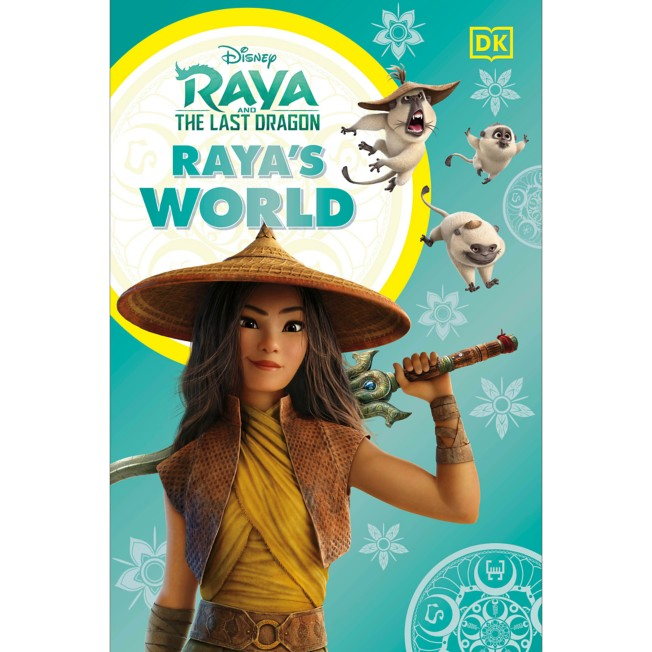 Disney Raya and the Last Dragon: Raya's World Book