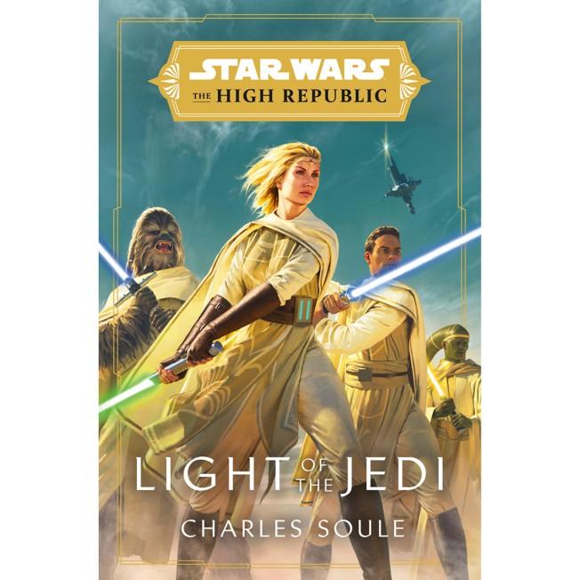 Star Wars the High Republic: Light of the Jedi Book