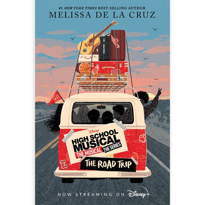 High School Musical: The Musical: The Series: The Road Trip Book