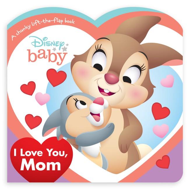 Disney Baby: I Love You, Mom Book