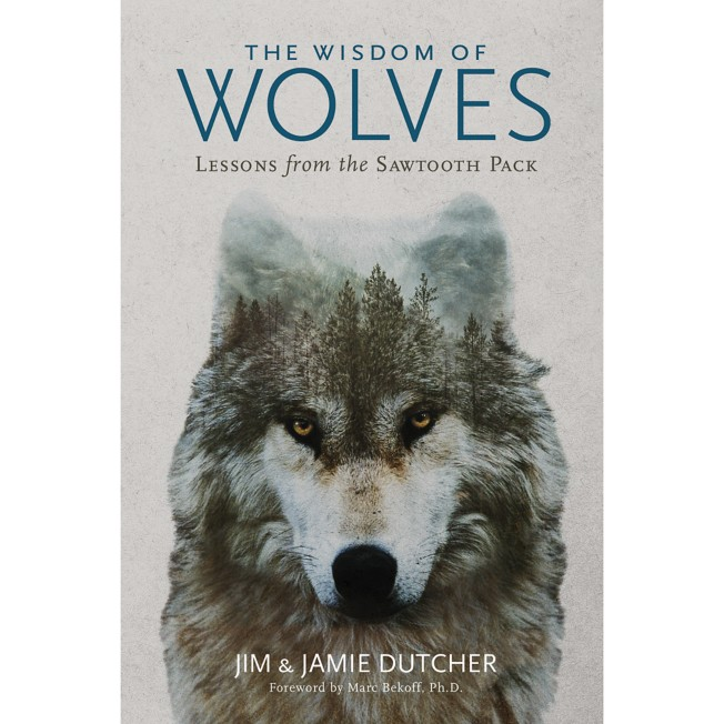 The Wisdom of Wolves: Lessons from the Sawtooth Pack Book – National Geographic