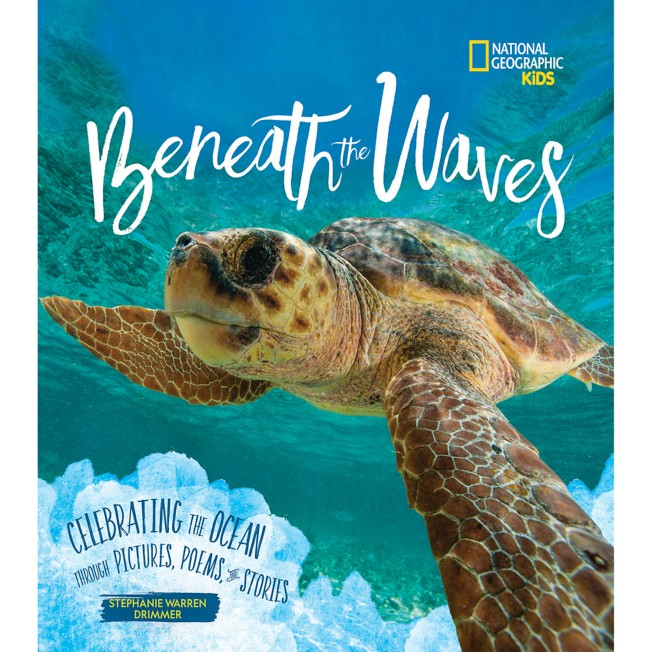 Beneath the Waves: Celebrating the Ocean Through Pictures, Poems, and Stories – National Geographic