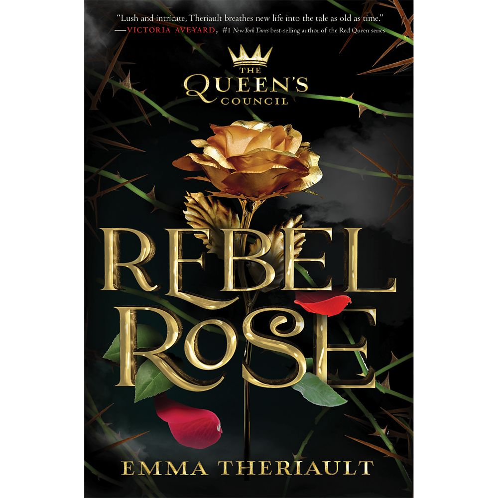 The Queen's Council: Rebel Rose Book