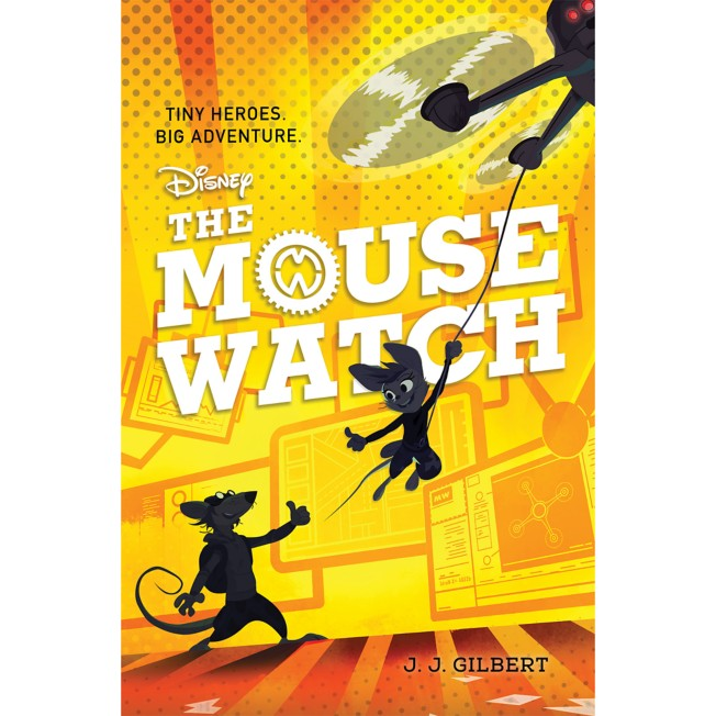 The Mouse Watch Book