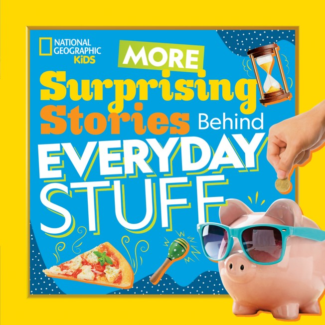 More Surprising Stories Behind Everyday Stuff Book