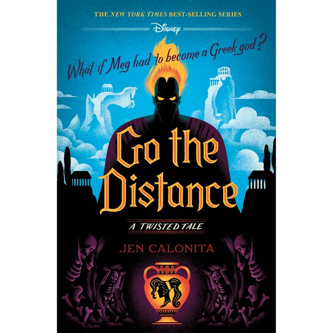 Go the Distance: A Twisted Tale Book