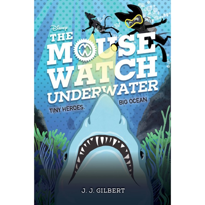 The Mouse Watch Underwater Book