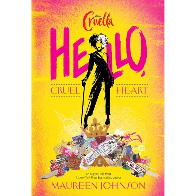 Hello, Cruel Heart Novel