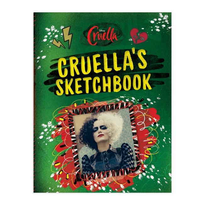 Cruella's Sketchbook – Live Action