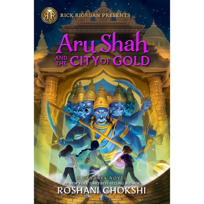 Aru Shah and the City of Gold: A Pandava Novel