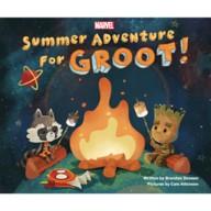 Summer Adventure for Groot! Book