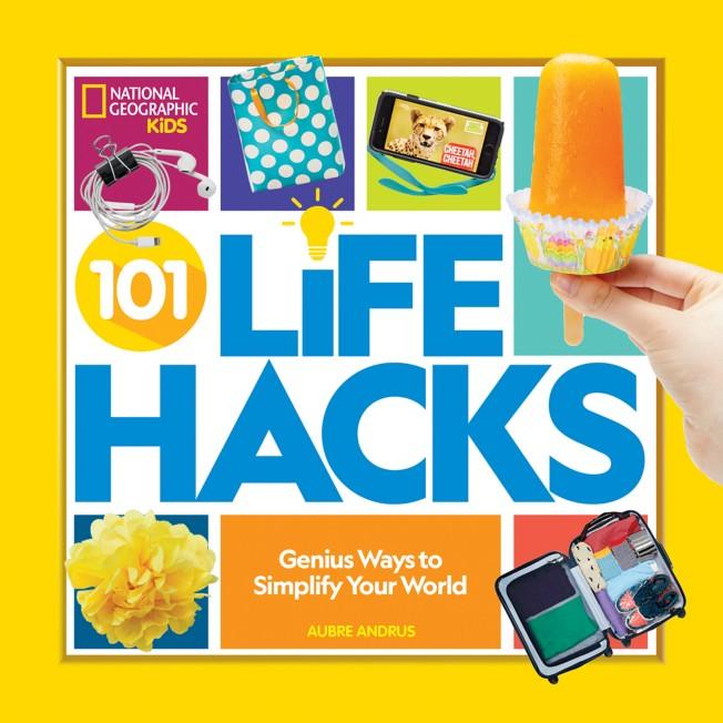 101 Life Hacks Book