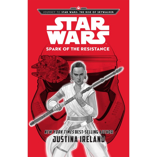 Journey to Star Wars: The Rise of Skywalker – Spark of the Resistance Book
