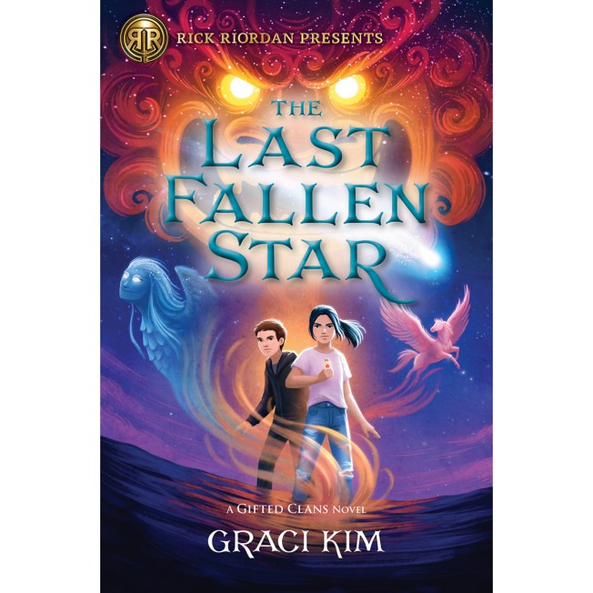 The Last Fallen Star: A Gifted Clans Novel