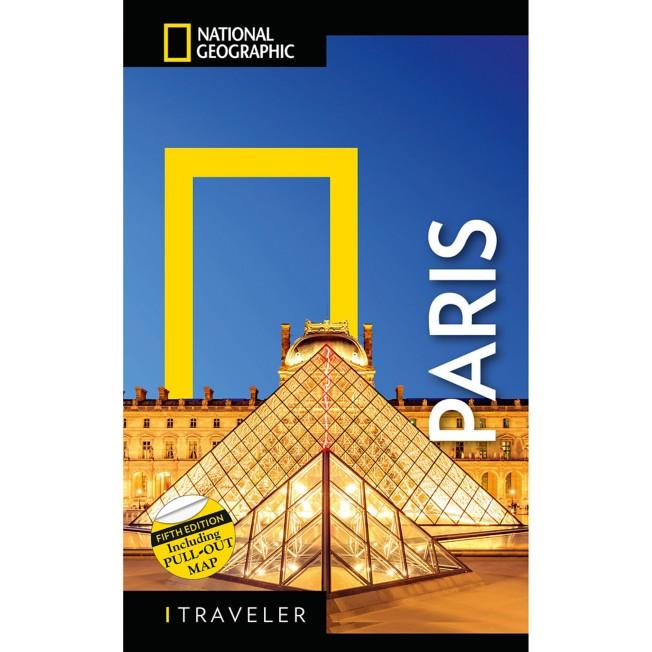 National Geographic Traveler Paris 5th Edition