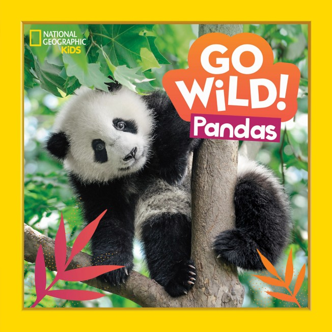 Go Wild!: Pandas Book –National Geographic Kids