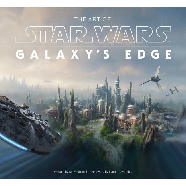 The Art of Star Wars: Galaxy's Edge Book