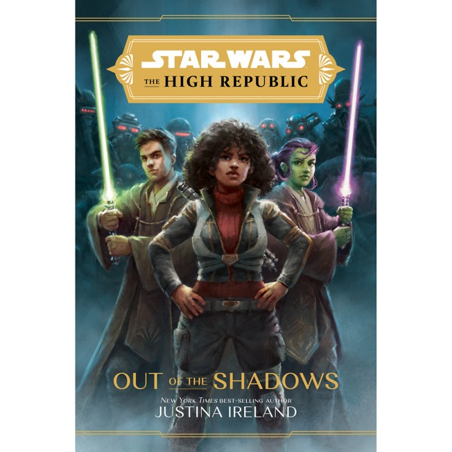 Star Wars The High Republic: Out of the Shadows Book