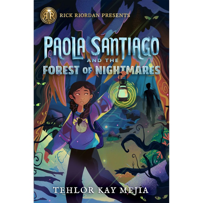 Paola Santiago and the Forest of Nightmares Book