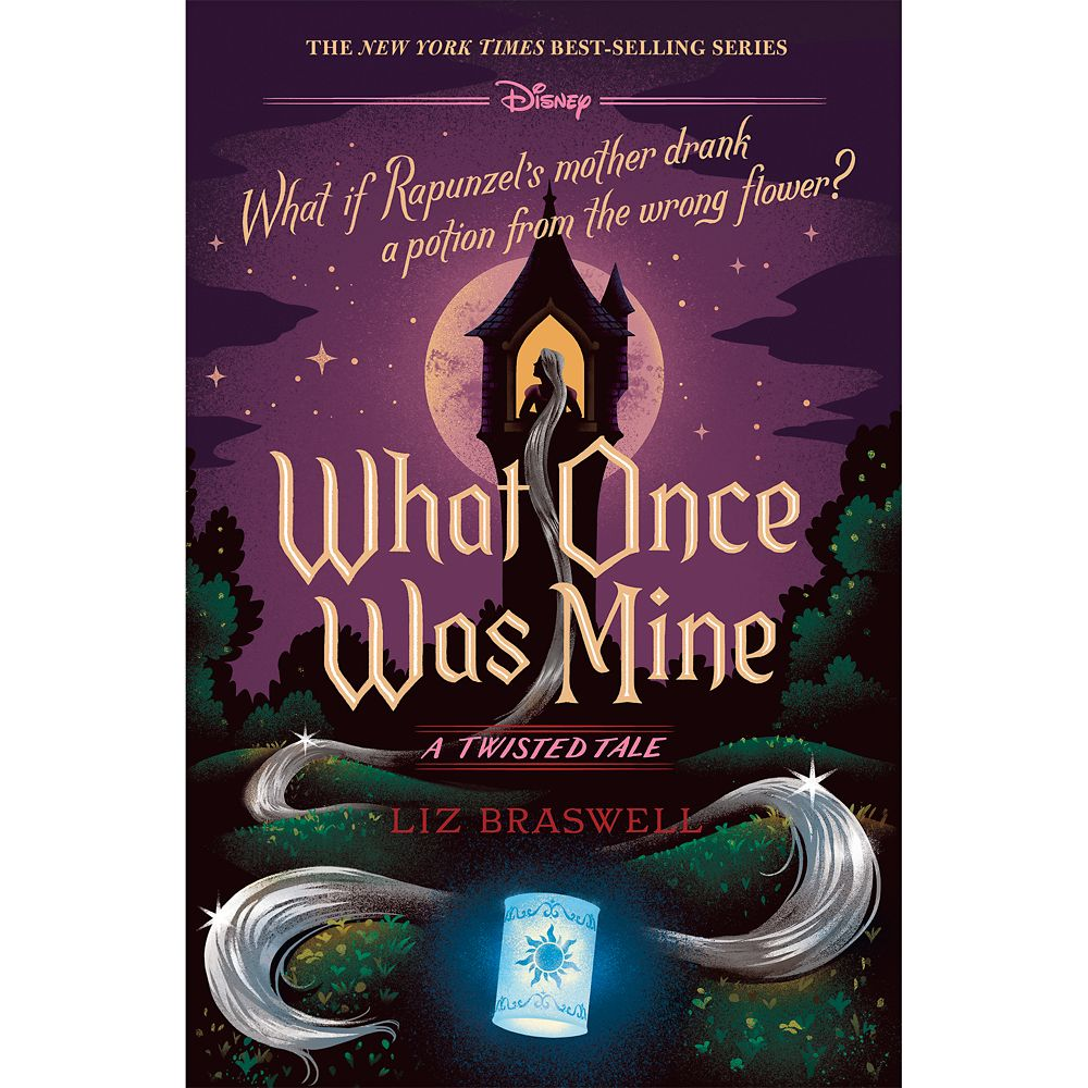What Once Was Mine: A Twisted Tale Book