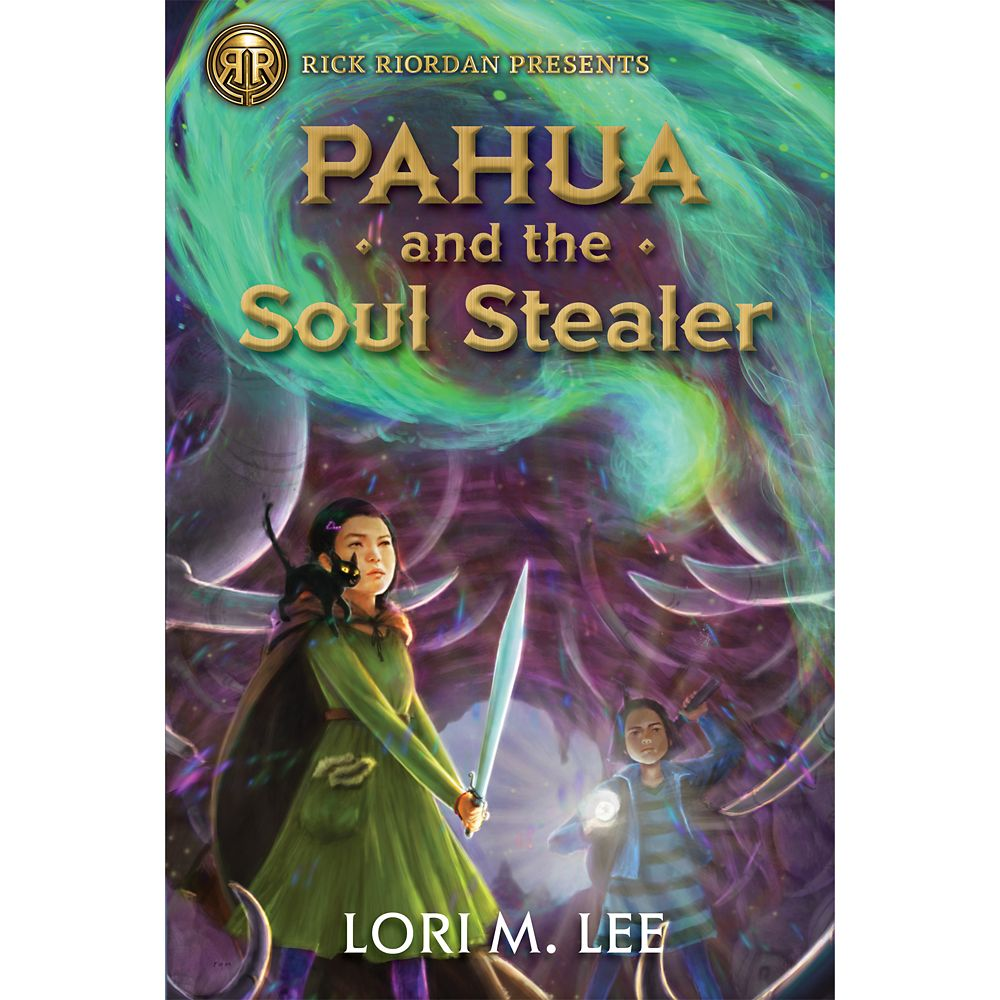 Pahua and the Soul Stealer Book