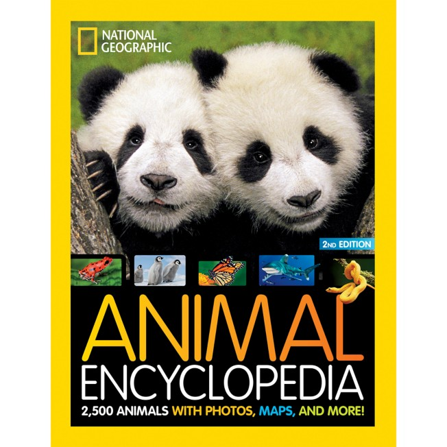 National Geographic Animal Encyclopedia – Second Edition
