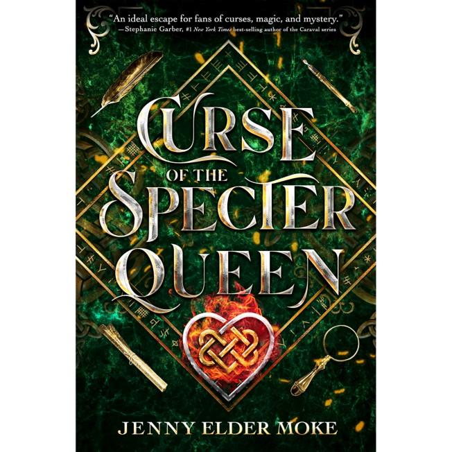 Curse of the Specter Queen Book