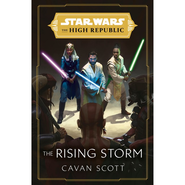 Star Wars: The High Republic: The Rising Storm Book