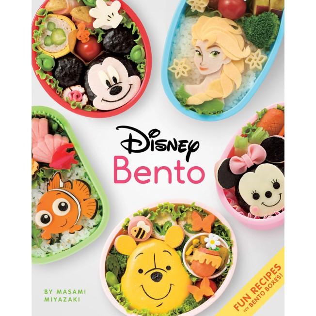 Disney Bento: Fun Recipes for Bento Boxes! Book