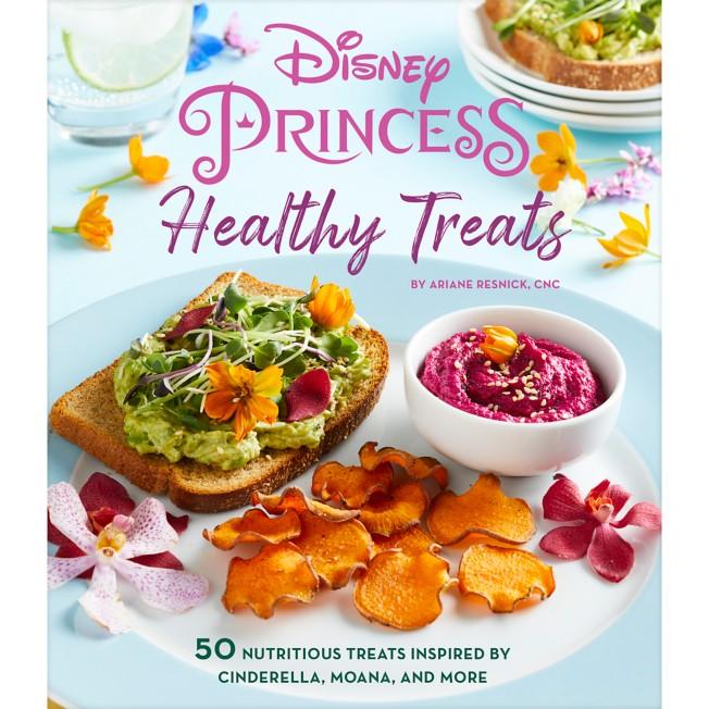 Disney Princess: Healthy Treats Cookbook