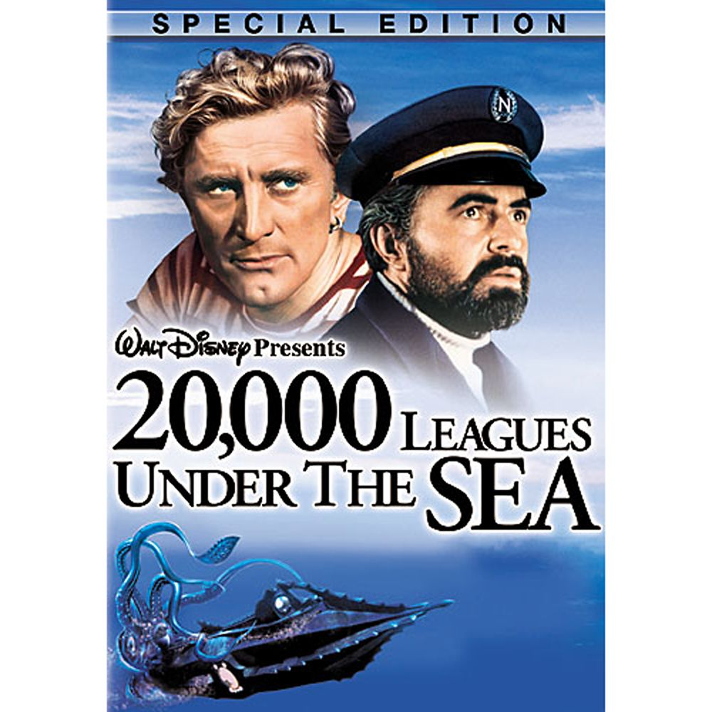 Image result for 20 000 leagues under the sea