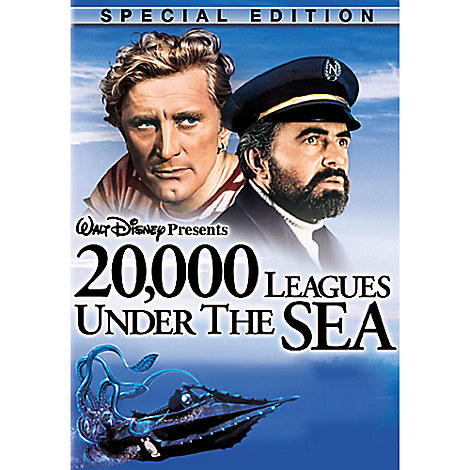 20,000 Leagues Under the Sea DVD