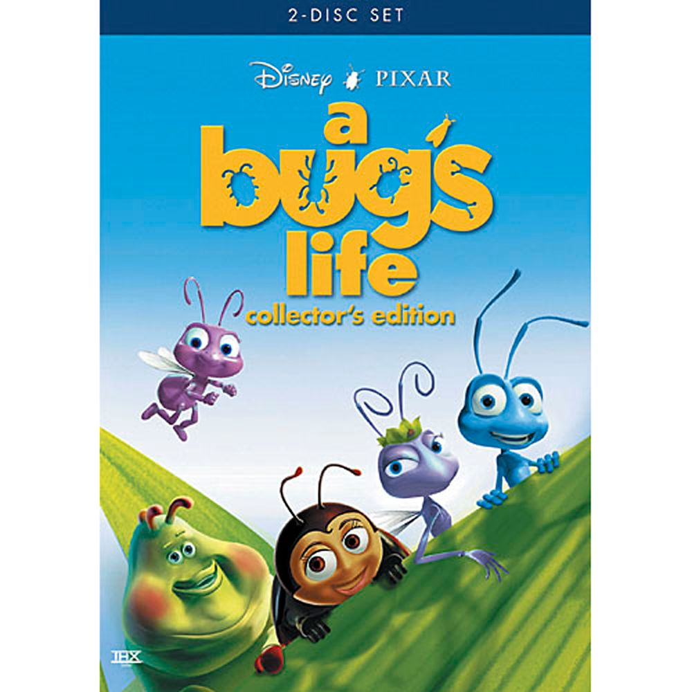 A Bug's Life  2-Disc DVD Official shopDisney