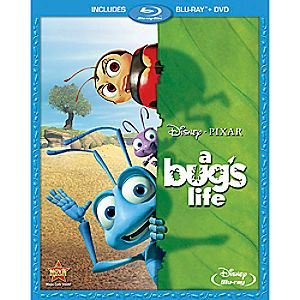 A Bug's Life - 2-Disc Blu-ray Combo Pack 7745055550004P