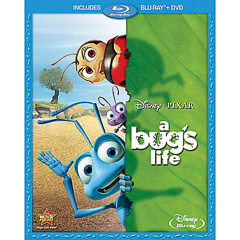 A Bug's Life - 2-Disc Blu-ray Combo Pack