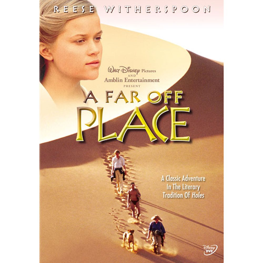 A Far Off Place DVD Official shopDisney