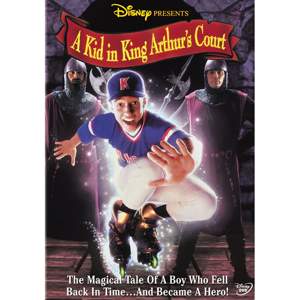 A Kid in King Arthur's Court DVD Official shopDisney