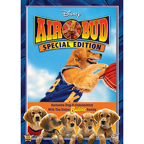 Air Bud Special Edition DVD