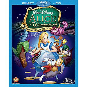 Alice in Wonderland - Blu-ray Combo Pack 7745055550018P