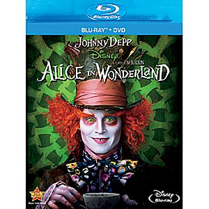 Alice In Wonderland - 2-Disc Blu-ray + DVD Combo Pack 7745055550019P