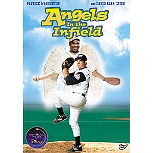 Angels in the Infield DVD