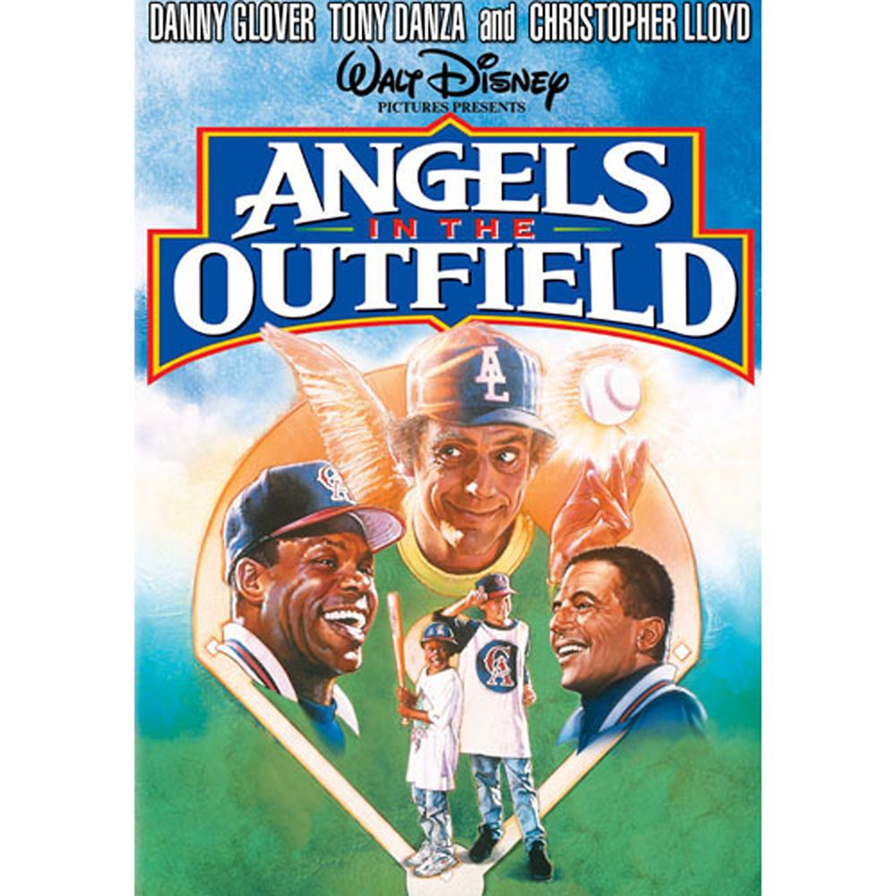 Angels in the Outfield DVD Official shopDisney