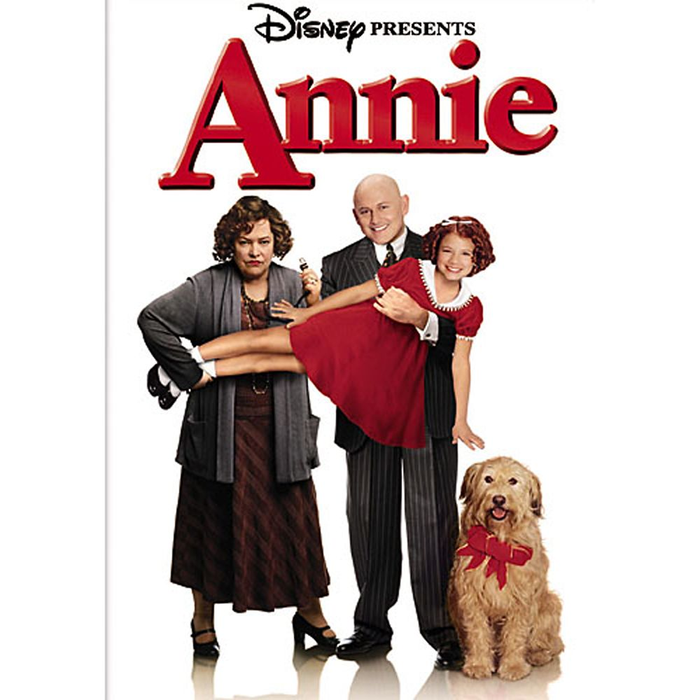 Annie DVD Official shopDisney